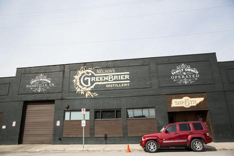 Nelsons Greenbrier Distillery