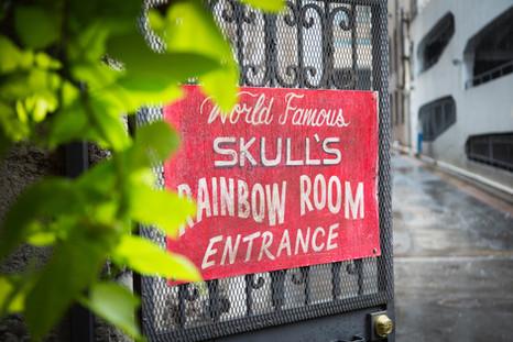 Nashville's Famous Skulls Rainbow Room