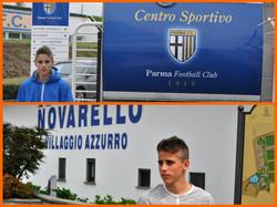 Novarello e Parma