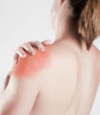 douleur à l'épaule