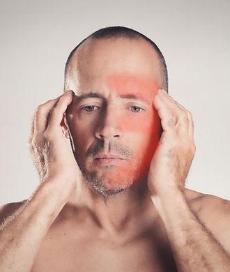 image illustrant une douleur à la tête.