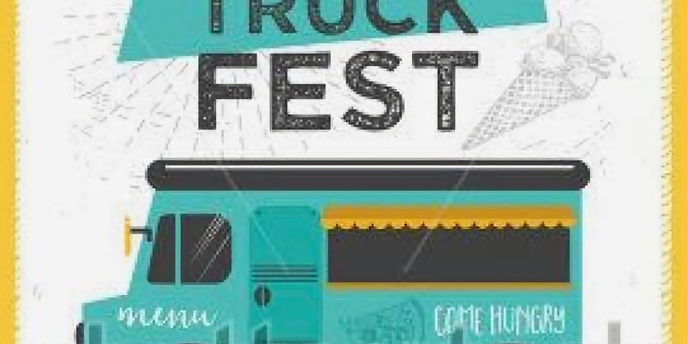 1st Annual Eat on the Street Food Truck Festival