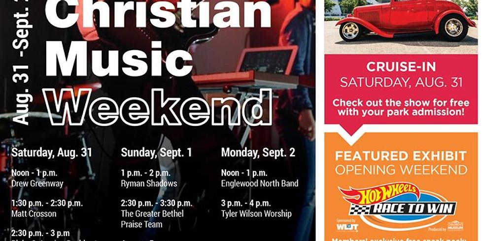 Christian Music Weekend