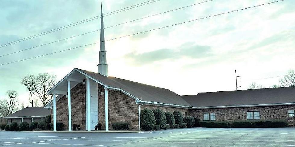 Worship Service Oakfield Baptist Church