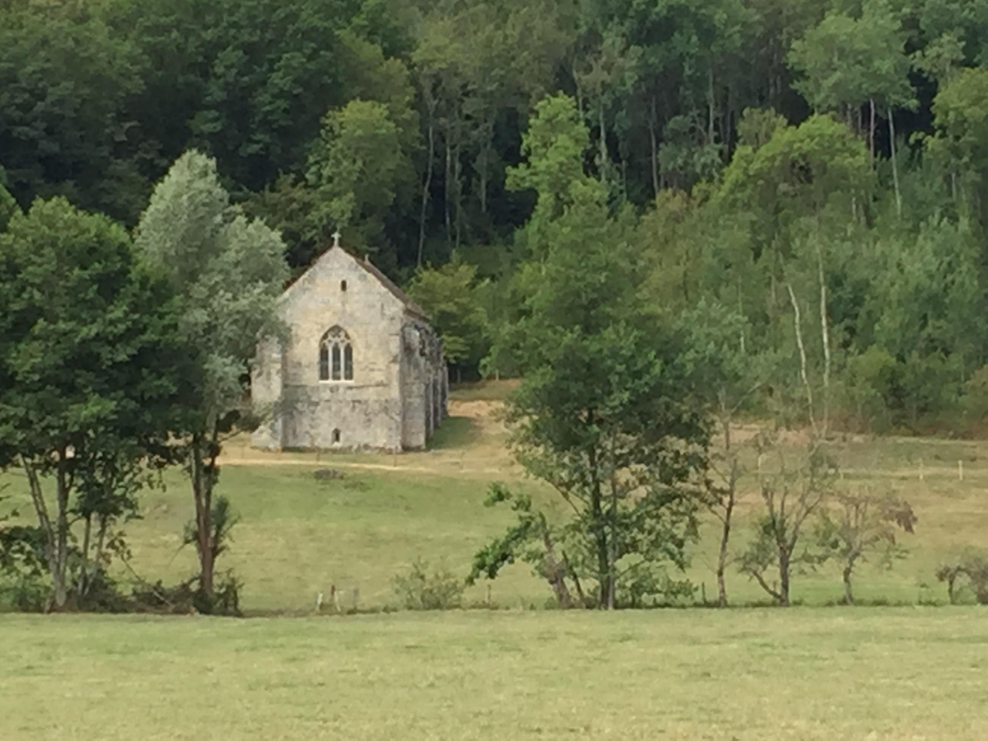 La Chapelle de Prêles à Marcilly