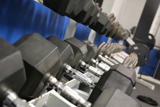 Private Weight Room