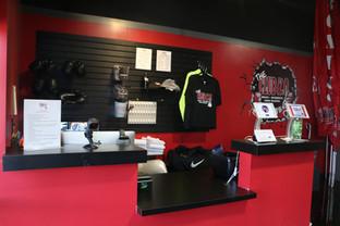 Front Desk / Merchandise