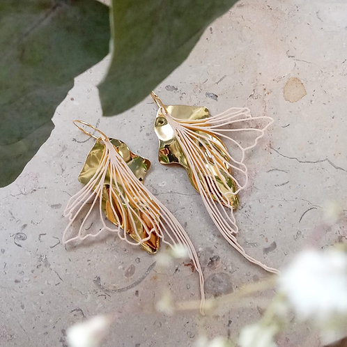 Golden Morph Earrings