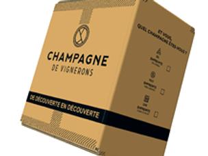 La champagne box