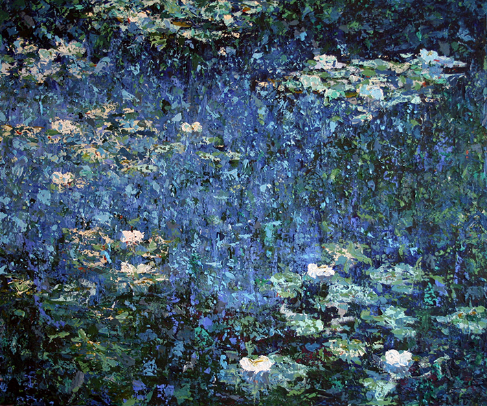 Waterlillys After Monet