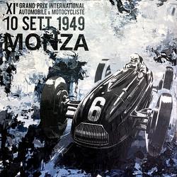 Black&White Race No1