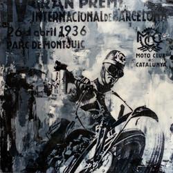 Moto Club Black