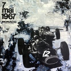 Black&White Race No3