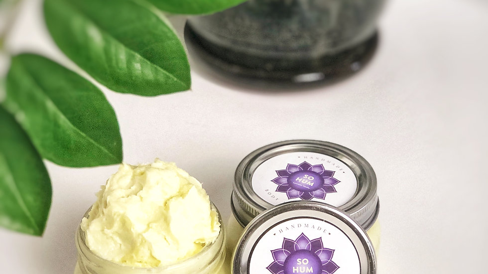 Handmade Lavender Vanilla Body Butter