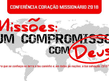 Conferência Coração Missionário 2018