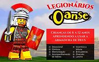 "OANSE 2018.1 ""Legionários Oanse"""