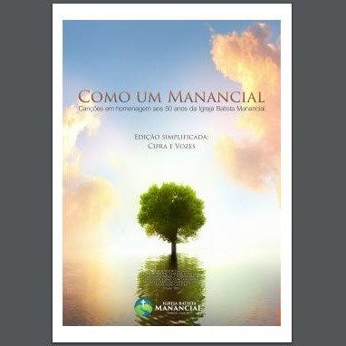 """Songbook do CD """"Como um Manancial"""""""