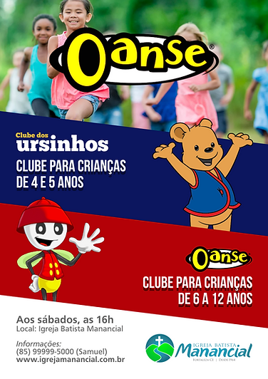 Clube OANSE da Manancial - Untitled Page
