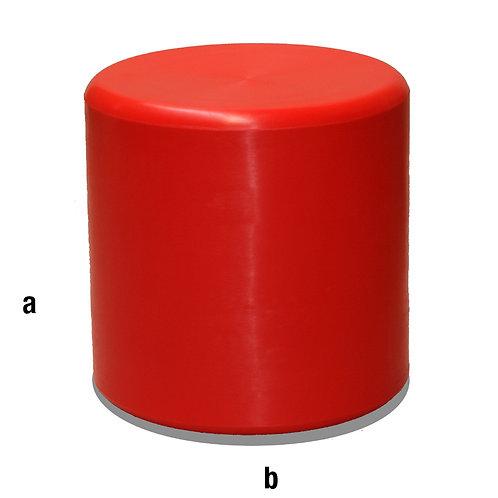 Peana plástico diámetro 40x40