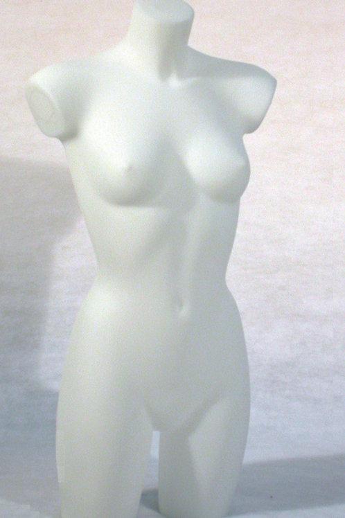 Busto plástico señora
