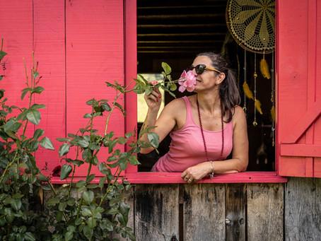 Florescer: que você saiba FLORIR onde a vida te PLANTAR
