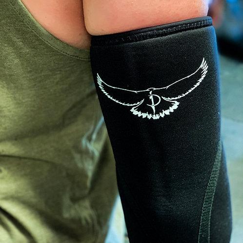 Raven Black Elbow Sleeves 2.0