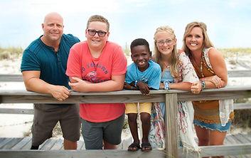 Brad Vinyard Family