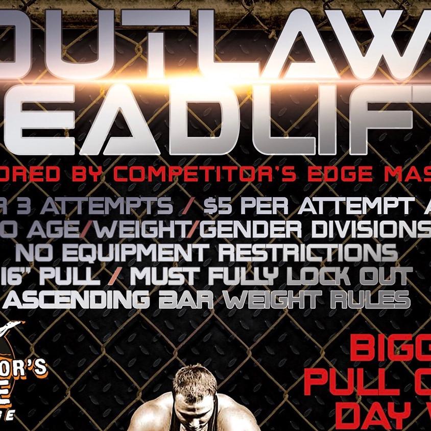 Outlaw Deadlift Event