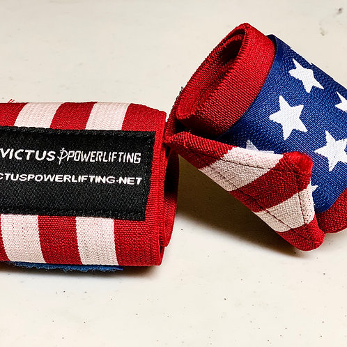 Stars & Stripes Wrist Wraps