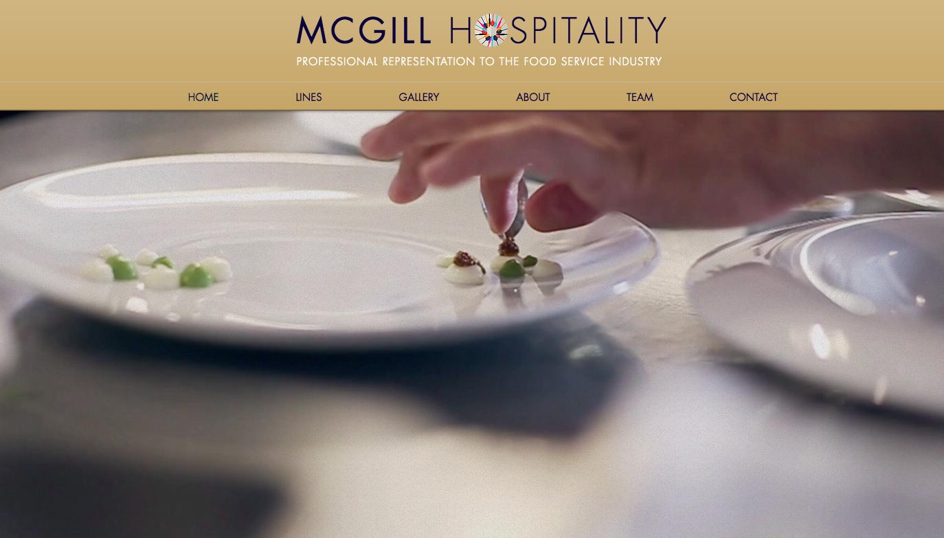 McGill Hospitality