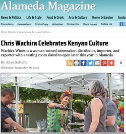 Alameda & Oakland Magazines