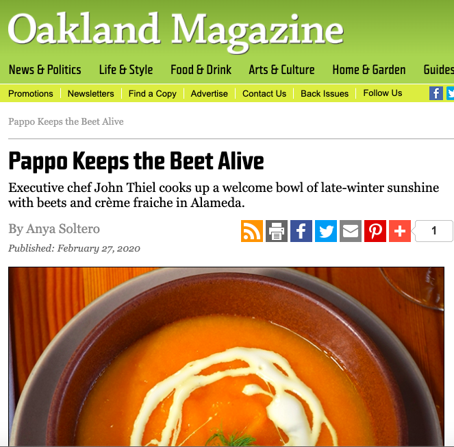 Oakland & Alameda Magazine