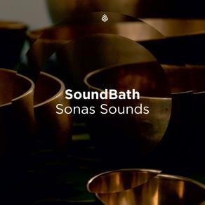 Sound Bath with Sonas Sounds