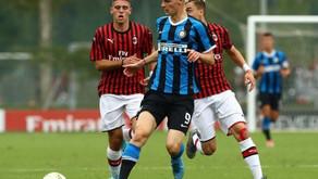 Lado Akhalaia a marcat pentru Inter U19