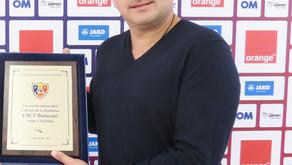 Interviu cu Constantin Anghel, președintele clubului
