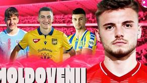Akhalaia, Cleșcenco, Iosipoi și Furtuna, în TOP-10 Cei mai promițători fotbaliști moldoveni
