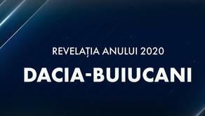 Dacia Buiucani, printre laureații anului fotbalistic 2020