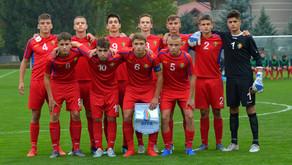 3 jucători de la Dacia Buiucani, în lotul Naționalei U18