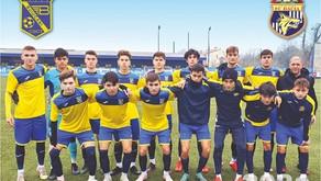 Dacia Buiucani U19, victorie într-un meci amical