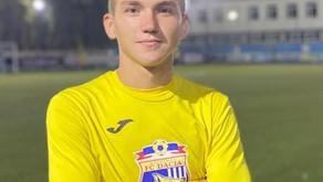 Nicu Namolovan, golgheterul Diviziei Naționale U-19