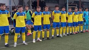 Divizia Națională U19. Dacia Buiucani – Dinamo 7-0