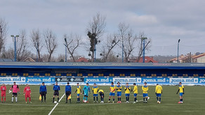 Amical. Dacia Buiucani U19 – FCM Ungheni 3-2