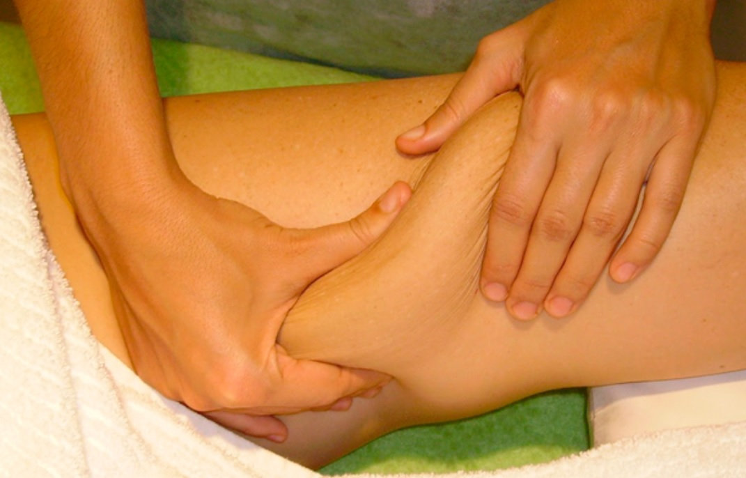 Lymphatic Contouring flow