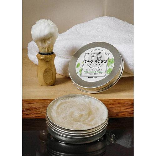 Shaving Soap - Two Goats Soap