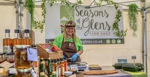 Seasons of the Glens - Pop up Farm Shop