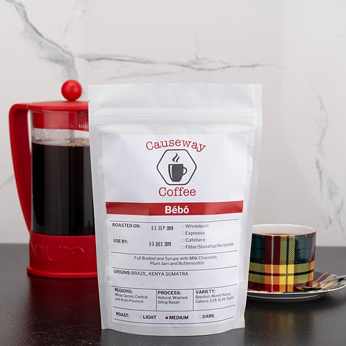 Bebo - Causeway Coffee