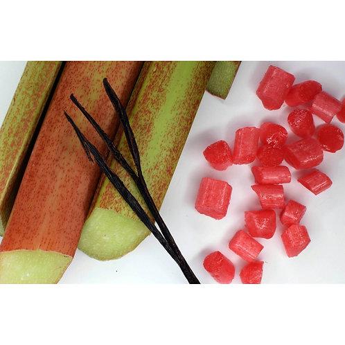 Rhubarb & Vanilla Sweets