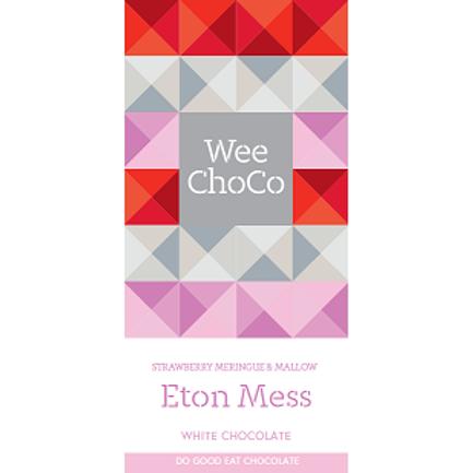 Eton Mess White Chocolate
