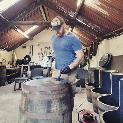 Darryl Wilson Boars Back Barrels