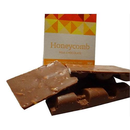 Honeycomb Milk Chocolate